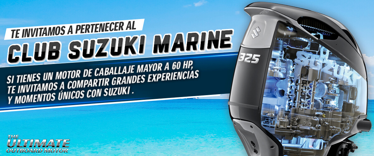 club suzuki marine