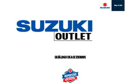 Suzuki outlet